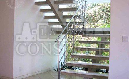 Escadas em U